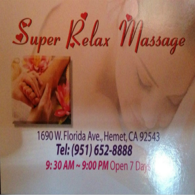 Super Relax Massage